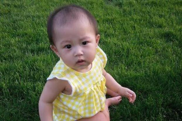 Genesis Xiong, 17 months, died Feb. 12, 2015, in Maplewood. Her mother's boyfriend, Leb Mike Meak, has been charged with murder in her beating death. (Courtesy photo)