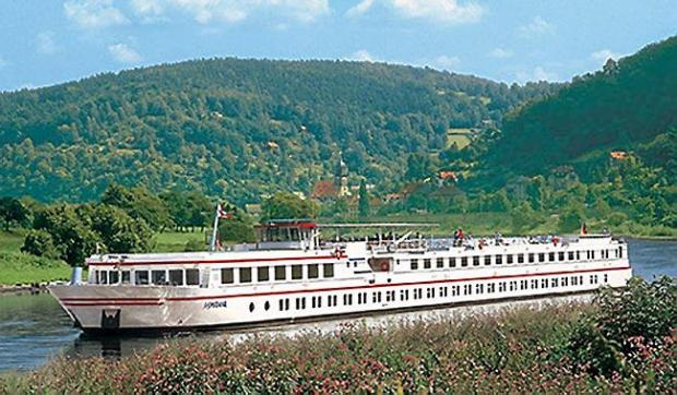 A Viking Cruises river cruise ship in Europe. (VikingCruises.com photo)