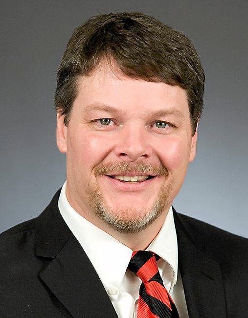 Rep. Jim Newberger, R-Becker