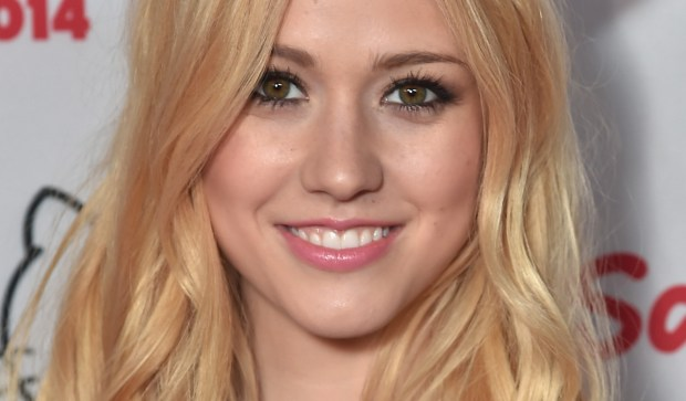 """Actress Katherine McNamara of the Disney Channel's """"Girl vs. Monster"""" and MTV's """"Happyland"""" is 21. (Getty Images: Alberto E. Rodriguez)"""