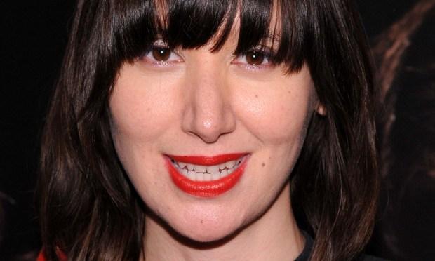 Singer Karen O of New York indie rockers the Yeah Yeah Yeahs is 38. (Getty Images: Ilya S. Savenok)