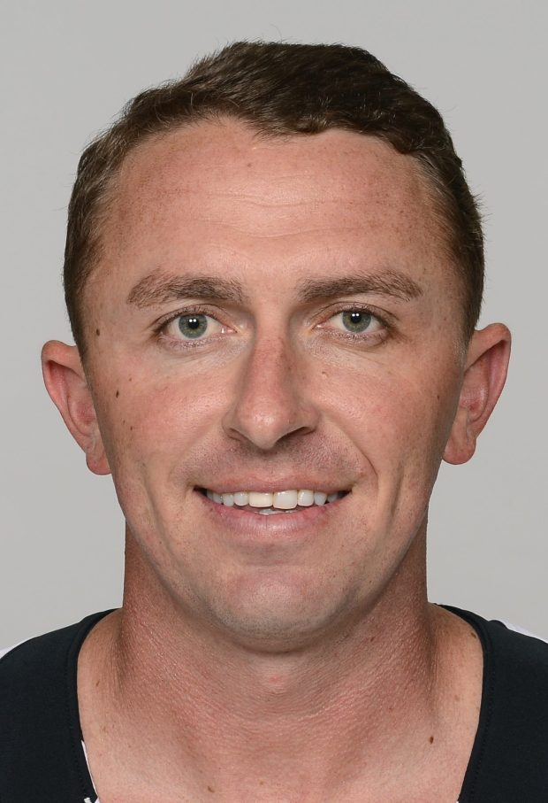 This is a 2016 photo of Kai Forbath of the New Orleans Saints NFL football team. This image reflects the New Orleans Saints active roster as of Tuesday, June 14, 2016 when this image was taken. (AP Photo)