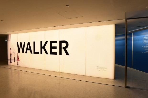The Wallker Art Center in Minneapolis, Thursday, November 10, 2016. (Pioneer Press: Scott Takushi)