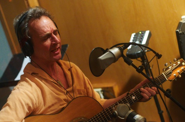 Recording sessions with Larry Long at Creation Studio in Minneapolis (Tony Nelson).