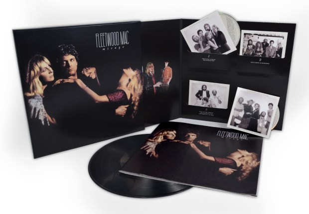 "A new deluxe reissue of Fleetwood Mac's ""Mirage."""