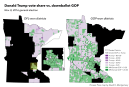 Six Maps To Help Make Sense Of Tuesday S Election In Minnesota Twin Cities