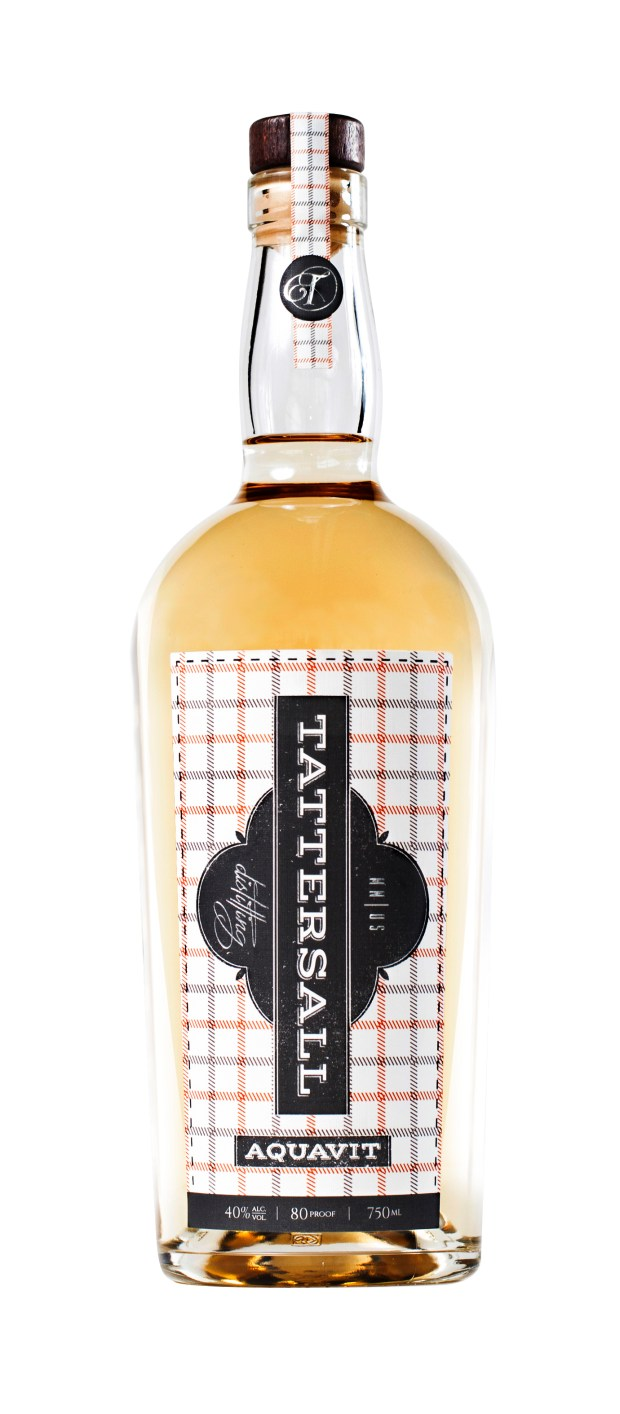 Tattersall Aquavit (Courtesy photo)