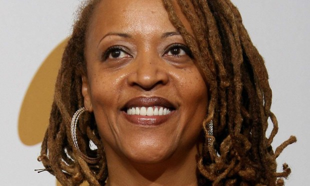 "Jazz singer Cassandra Wilson is 61. Click here to hear her steamy rendition of ""Time after Time."" (Getty Images: Valerie Macon)"