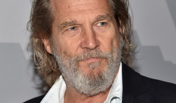 "The Dude abides at 67. Actor and Coen brothers film darling Jeff Bridges -- ""True Grit,"" ""The Big Lebowski"" -- went on from his role as Jeff ""El Duderino"" (if you're not into the whole brevity thing) Lebowski to co-write a book on Zen Buddhism. (Getty Images: Alberto E. Rodriguez)"