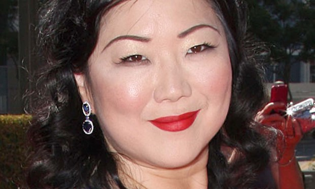 "Here's a joke from comedian Margaret Cho on her 48th: ""I love my gay male friends so much. But when I was a little girl I always wished I would be constantly surrounded by gorgeous guys. And I am. And I should have been more specific."" (Getty Images: Frederick M. Brown)"