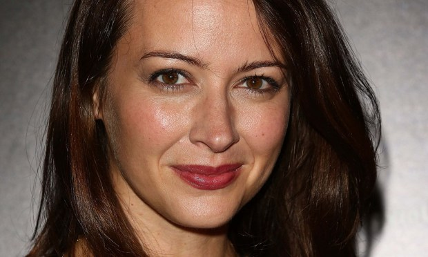 "Actress Amy Acker -- of Joss Whedon's post-""Buffy"" WB series ""Angel"" and now ""Person of Interest"" -- is 40. (Getty Images: Tim P. Whitby)"