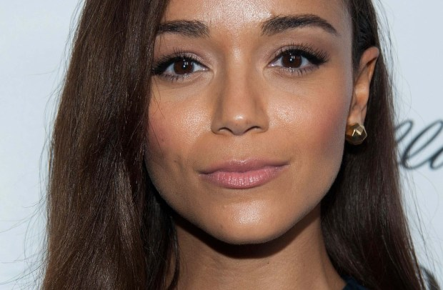"Actress Ashley Madekwe of ABC's ""Revenge"" is 35. (Getty Images: Valerie Macon)"