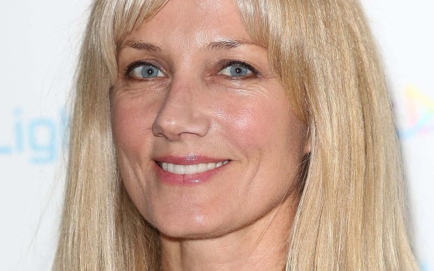"Actress Joely Richardson of ""Nip/Tuck"" is 52. A daughter of actress Vanessa Redgrave, she was also seen in ""The Girl with the Dragon Tattoo,"" though she wasn't the girl with the tattoo. (Getty Images: Tim P. Whitby)"