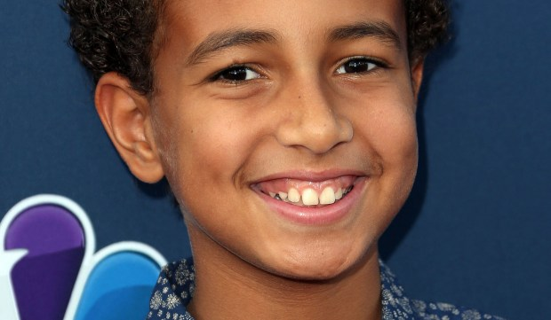 "Actor Tyree Brown of ""Parenthood"" is 13. (Getty Images: Frederick M. Brown)"