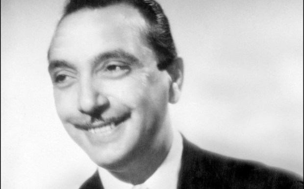 Legendary jazz guitarist Django Reinhardt was born on this day in 1910. The king of Jazz Manouche, or Gypsy Jazz (he was of Romani heritage himself), died in 1953. (Getty Images)