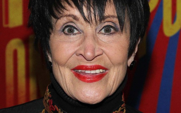 Tony Award-winning actress and singer Chita Rivera, beloved for her artistry in Broadway musicals, is 84. (Getty Images: Rob Kim)