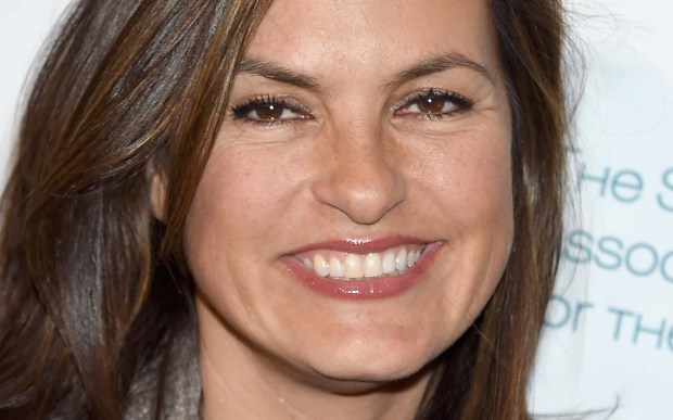 """Actress Mariska Hargitay of """"Law & Order: Special Victims Unit"""" is 53. She was in the back seat of the car that crashed into a semi, killing her mother, actress Jayne Mansfield, in 1967. (Getty Images: Jamie McCarthy)"""