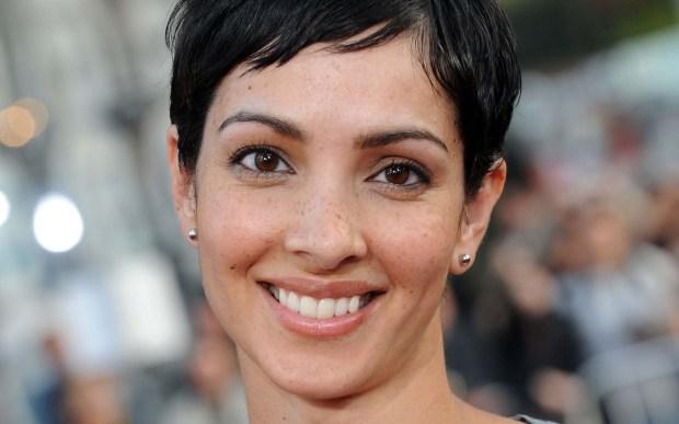 "English actress Sonita Henry of ""Star Trek"" (2009) is 40. (Associated Press: Katy Winn)"