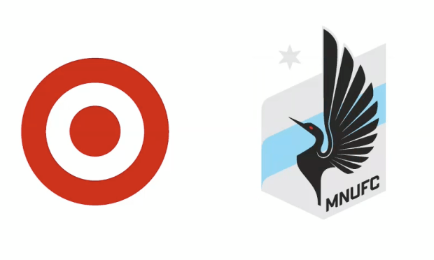 Target Corp. has entered into a partnership with Minnesota United to be its main jersey sponsor for their debut season in Major League Soccer this year.