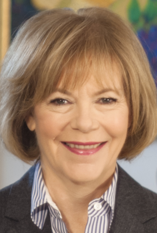 Undated courtesy photo, circa Jan. 2017, of Minnesota Lt. Gov. Tina Smith, Minnesota's 48th Lt. Governor. This is her official portrait. Photo courtesy of the Office of Governor Mark Dayton & Lt. Governor Tina Smith.