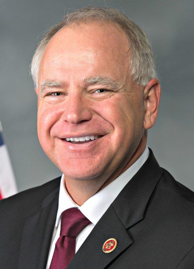 Rep. Tim Walz, R-Minn.