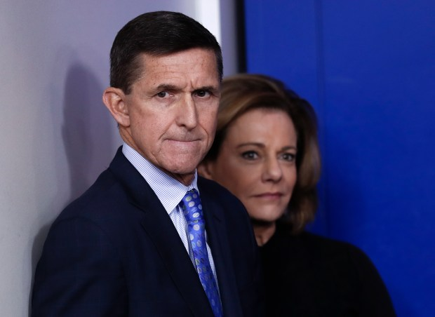 AP Source: Flynn will not comply with subpoena, will invoke Fifth Amendment