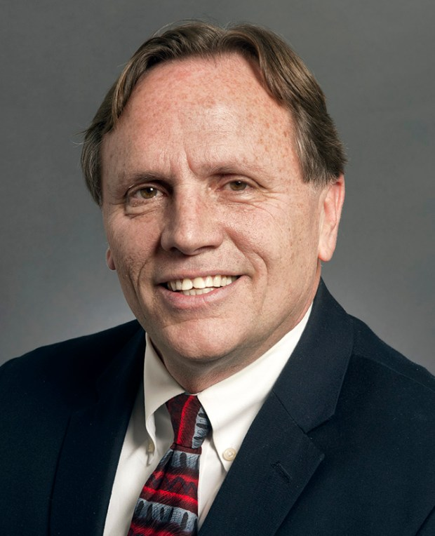 State Sen. Jim Abeler, R-Anoka (Courtesy of Minnesota Senate)