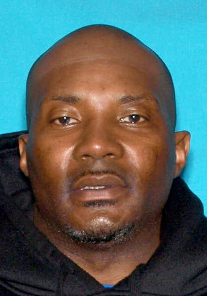 Kendall Bernard Russell, 46, of St. Paul, is suspected in a series of St. Paul and Roseville robberies of businesses, Roseville police said March 2, 2017. Photo courtesy of the Roseville Police Department.