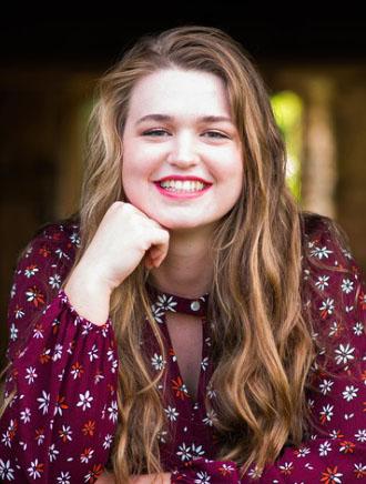 Hannah Nelson, New Life Academy, Athena Award recipient 2017.