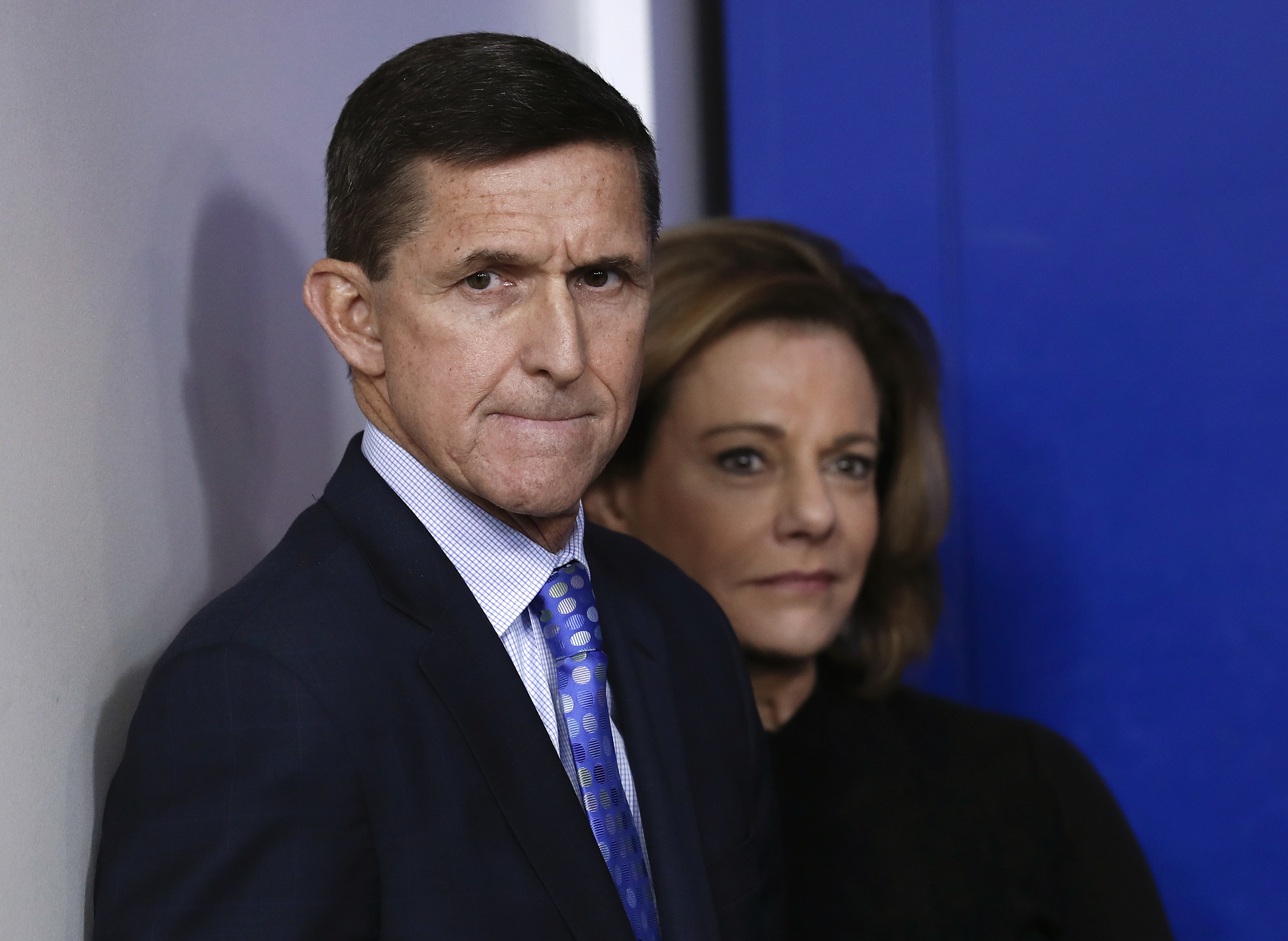 White House calls Pentagon decision to probe Flynn appropriate