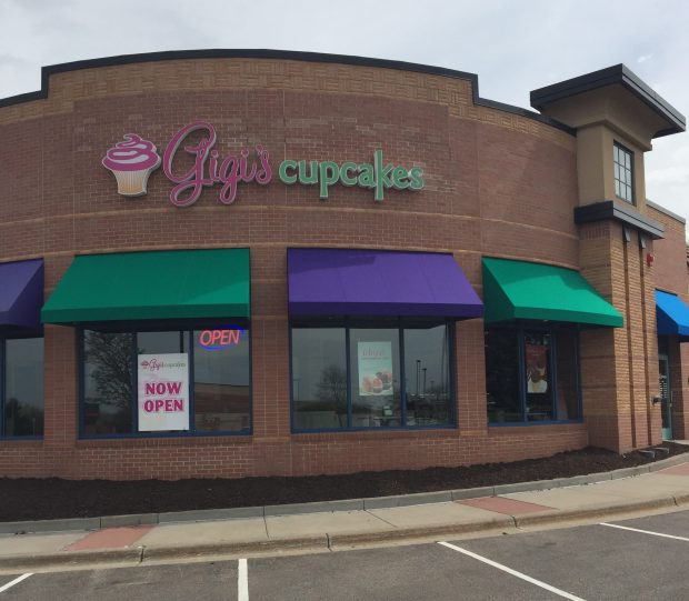 Gigi's Cupcakes in Woodbury. (Courtesy of Gigi's Cupcakes)