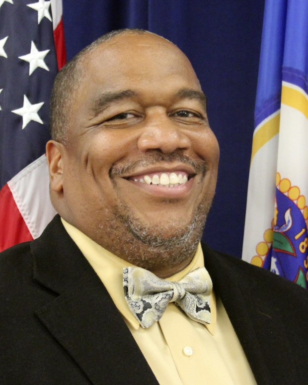 James Burroughs, Minnesota's chief inclusion officer. (Courtesy photo)