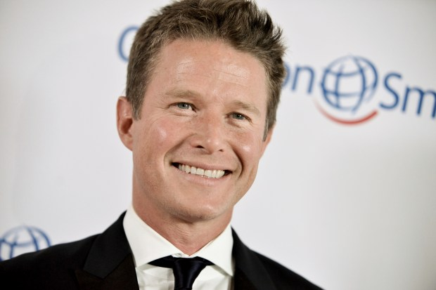 "FILE - In this Sept. 19, 2014 file photo, Billy Bush arrives at the Operation Smile's 2014 Smile Gala in Beverly Hills, Calif. Bush, who was fired after an old video emerged of him engaging in offensive sex talk with then ""Apprentice"" host Donald Trump, says he's a better man now and ready to get back into television. In an interview posted Sunday, May 21, 2017, Bush told The Hollywood Reporter the past seven months have ""been a roller coaster"" beginning with saying sorry to his three daughters. (Photo by Richard Shotwell/Invision/AP, File)"