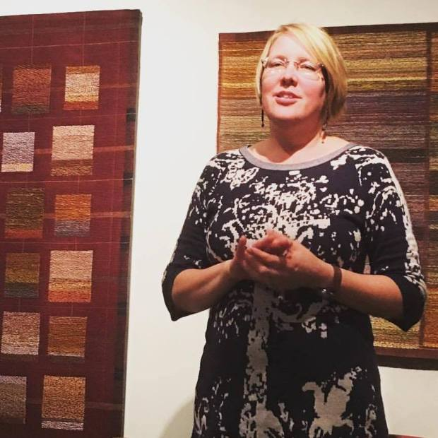 Heather Rutledge is the executive director of ArtReach Alliance in Stillwater. Courtesy of ArtReach Alliance