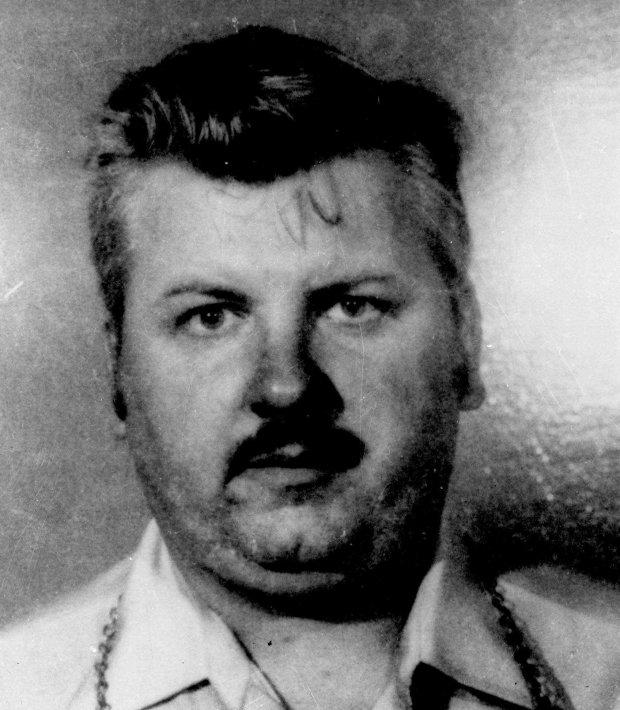 Serial killer John Wayne Gacy is shown in this 1978 photo. (Associated Press)