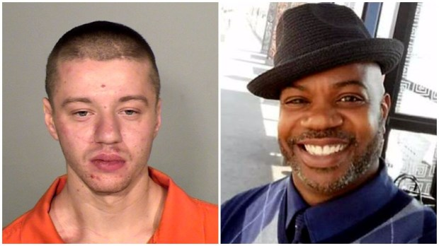 Tyler Randall Bjelland, left, and Kenneth J. Foster. (Courtesy Ramsey County sheriff's office, Kenneth Foster family)