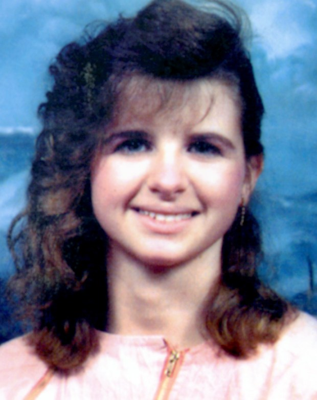 Susan Swedell is shown in a photo taken about a month before she went missing on January 19, 1988. Swedell left work at a Kmart in Oak Park Heights that night, bound for an evening of popcorn and movies with her mother and sister at home in Lake Elmo. Later, a gas station clerk let her leave her overheated car at the station, a mile from home. That clerk, peering through a snow-splattered store window, saw her get into another car with a man. That was last time she was seen. (Courtesy of the Swedell family)