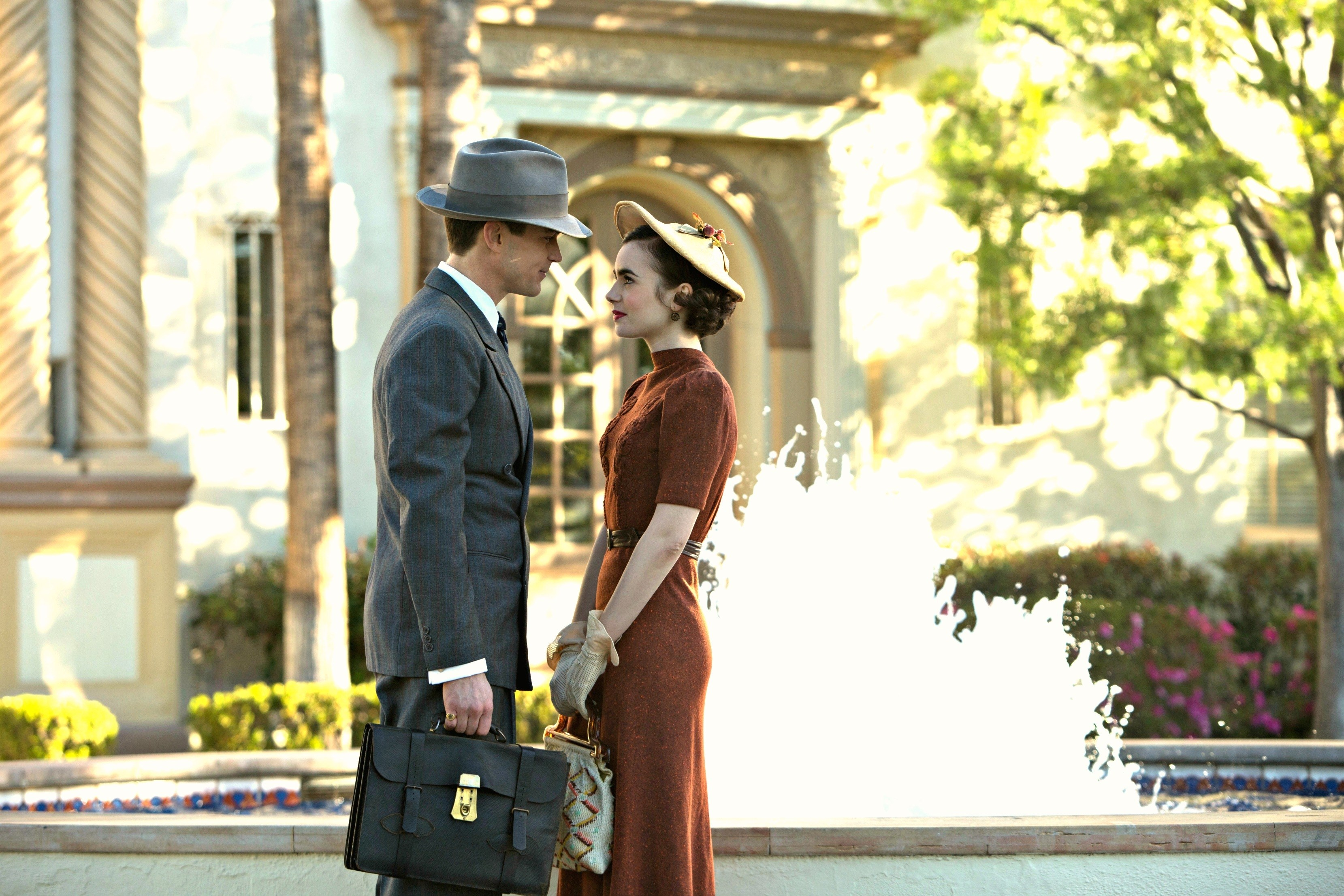 "Matt Bomer and Lily Collins are in Amazon's ""The Last Tycoon,"" based on F. Scott Fitzgerald's final book."