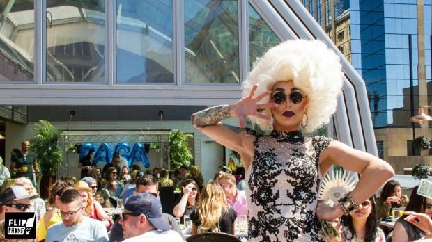 Flip Phone X FWMN: The Artistry of Drag (Courtesy Fashion Week MN)