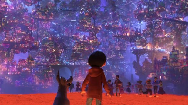 "The latest from Pixar Studios is the Mexico-set ""Coco."" (Walt Disney)"
