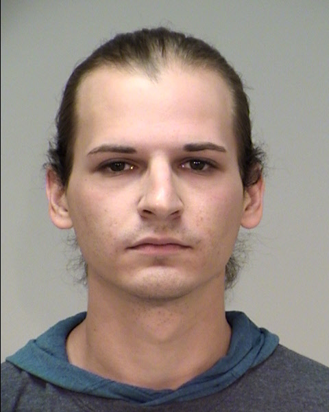 "Thomas Evans Conway, 28, was charged Aug. 1, 2017, with one count of non-consensual dissemination of private sexual images, also known as ""revenge porn."" He had no previous criminal history. (Courtesy of Ramsey County Sheriff's Office)"