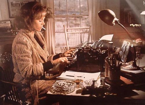 "Jane Fonda, as writer Lillian Hellman in ""Julia."" (Twentieth Century Fox)"