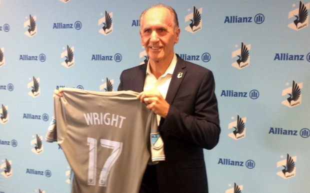 MN United CEO Chris Wright
