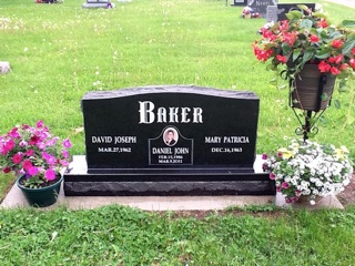 Dave Baker lost his son Dan to a drug overdose in 2011 when Dan was 25. (Photo courtesy of Dave Baker.)