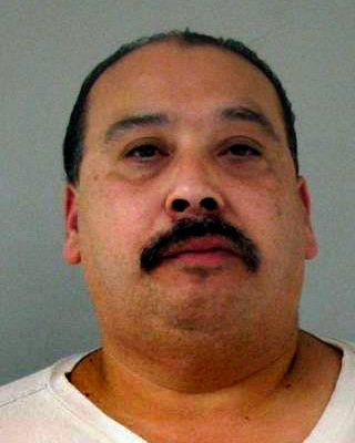 James John Lopez, 55, (DOB 07/30/1962), was charged Friday, Oct. 20, 2017 with one count of threats of violence in Ramsey County District Court. The Minneapolis police officer is accused of threatening to shoot his sister-in-law at his family's home in St. Paul. (Courtesy of the Scott County Sheriff's Office)