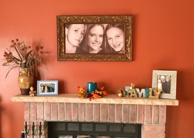 "Debbie Mayer's three daughters died in a car accident on New Year's Day in 2004. She's written a book about moving on called ""After the Crash."" Sales officially open Dec. 4th, 2017. (S. M. Chavey / Pioneer Press)"