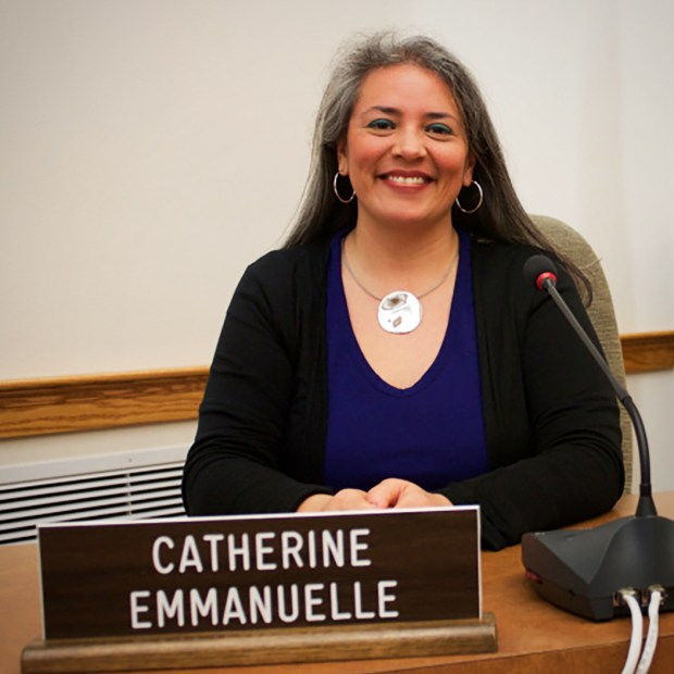 Catherine Emmanuelle (University of Wisconsin at Eau Claire)