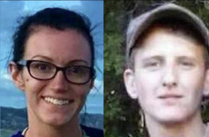 Police are asking for the public's help in finding two missing people