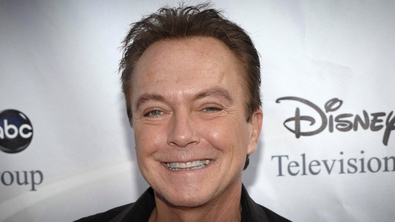 David Cassidy tricked everyone into believing he stopped drinking