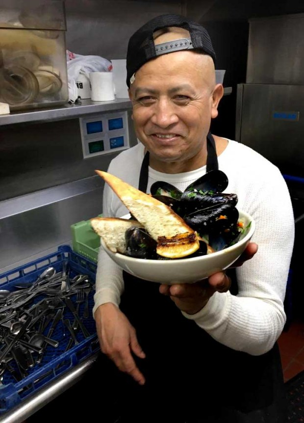 Jose Hernandez Solano, 52, shown at Brasa in St. Paul where he worked for over a year. (Courtesy of Brasa)